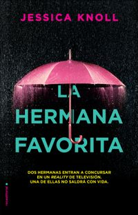 Libro LA HERMANA FAVORITA