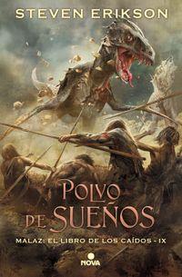 Libro POLVO DE SUEÑOS (MALAZ: EL LIBRO DE LOS CAÍDOS 9)