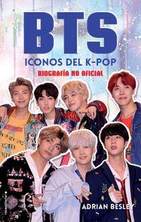 Libro BTS. ICONOS DEL K-POP