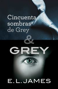Libro PACK CINCUENTA SOMBRAS DE GREY & GREY