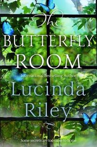 Libro THE BUTTERFLY ROOM