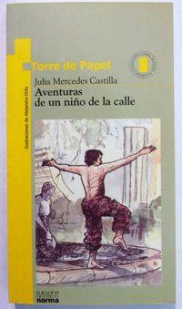 Libro AVENTURAS DE UN NIÑO DE LA CALLE
