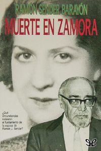 Libro MUERTE EN ZAMORA