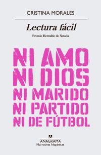 Libro LECTURA FÁCIL
