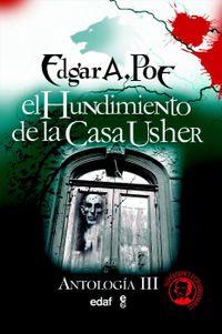 Libro EL HUNDIMIENTO DE LA CASA USHER