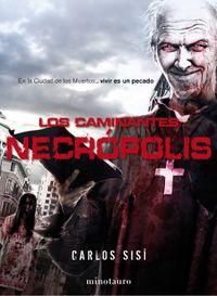 Libro LOS CAMINANTES NECRÓPOLIS #2
