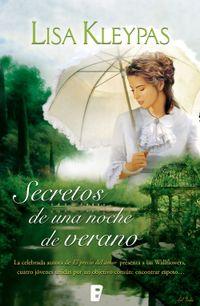 Libro SECRETOS DE UNA NOCHE DE VERANO (LAS WALLFLOWERS #1)