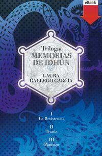 Libro MEMORIAS DE IDHÚN #1, #2 y #3
