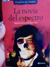 Libro LA NOVIA DEL ESPECTRO