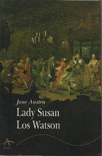 Libro LADY SUSAN. LOS WATSON