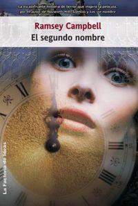 Libro EL SEGUNDO NOMBRE