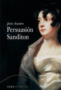 Libro PERSUASIÓN. SANDITON