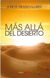 Libro MÁS ALLÁ DEL DESIERTO