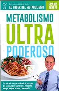 Libro METABOLISMO ULTRA PODEROSO