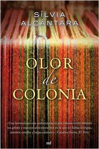 Libro OLOR DE COLONIA