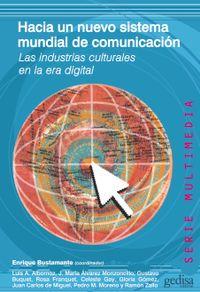 Libro HACIA UN NUEVO SISTEMA MUNDIAL DE COMUNICACIÓN
