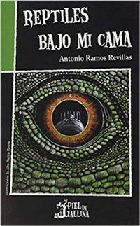 Libro REPTILES BAJO MI CAMA
