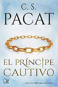 Libro EL PRÍNCIPE CAUTIVO (EL PRÍNCIPE CAUTIVO #1)