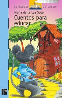 Libro CUENTOS PARA EDUCAR