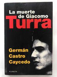 Libro LA MUERTE DE GIACOMO TURRA