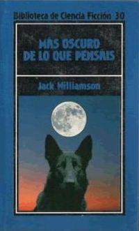 Libro MÁS OSCURO DE LO QUE PENSÁIS