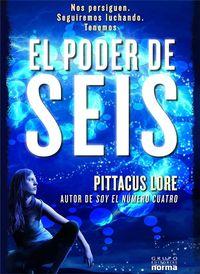Libro EL PODER DE SEIS (LEGADOS DE LORIEN #2)