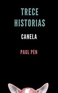 Libro TRECE HISTORIAS: CANELA