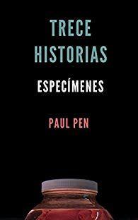Libro TRECE HISTORIAS: ESPECÍMENES