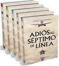 Libro ADIÓS AL SÉPTIMO DE LINEA