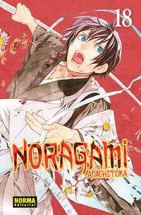 Libro NORAGAMI #18