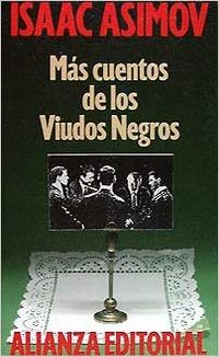 Libro MÁS CUENTOS DE LOS VIUDOS NEGROS
