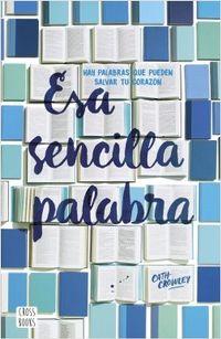 Libro ESA SENCILLA PALABRA