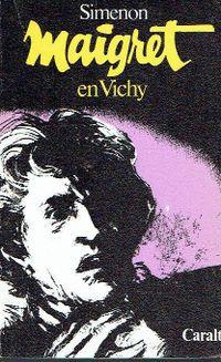 Libro MAIGRET EN VICHY