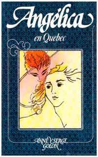Libro ANGÉLICA EN QUEBEC (ANGÉLICA #11)