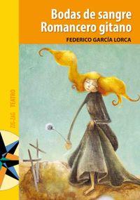 Libro BODAS DE SANGRE / ROMANCERO GITANO
