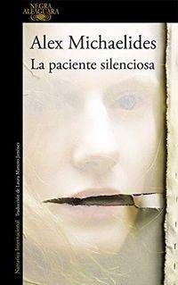 Libro LA PACIENTE SILENCIOSA