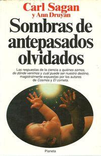 Libro SOMBRAS DE ANTEPASADOS OLVIDADOS
