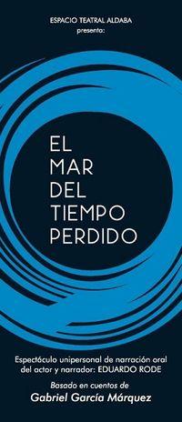 Libro EL MAR DEL TIEMPO PERDIDO