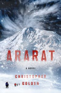 Libro ARARAT (BEN WALKER #1)