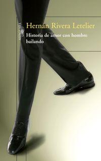 Libro HISTORIA DE AMOR CON HOMBRE BAILANDO