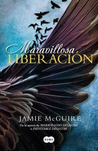 Libro MARAVILLOSA LIBERACIÓN (LOS HERMANOS MADDOX #2)