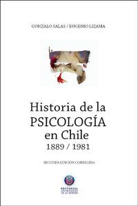 Libro HISTORIA DE LA PSICOLOGIA EN CHILE 1889-1981 (#2)