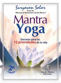 Libro MANTRA YOGA