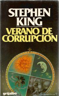 Libro VERANO DE CORRUPCIÓN