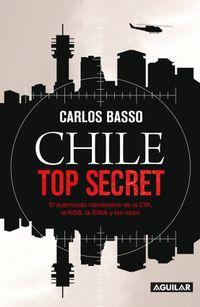 Libro CHILE TOP SECRET