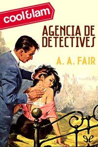 Libro AGENCIA DE DETECTIVES
