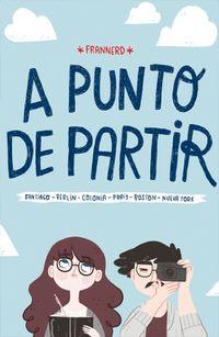 Libro A PUNTO DE PARTIR