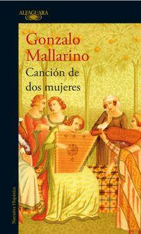 Libro CANCIÓN DE DOS MUJERES