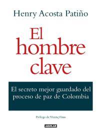 Libro EL HOMBRE CLAVE