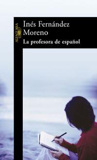 Libro LA PROFESORA DE ESPAÑOL